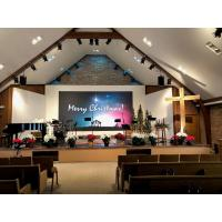 Quality High Definition 3.9mm Church LED Screen Slim Large LED Display indoor Solution for sale