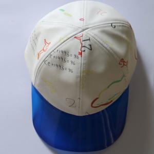 Quality Fashion Plastic Bill Custom Printed Baseball Hats , Sun Protection Headwear For Summer for sale