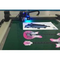 Quality Printing sticker sign making CCD location cutting plotter for sale