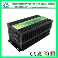 China off Grid 4000W DC to AC Car Power Inverter (QW-M4000) on sale