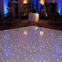 Buy stage led starlit dance floor, led panel dance floor, led dance floor tiles for disco at wholesale prices