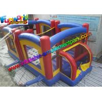 Quality Promotion Basketball Inflatable Games For Kids , Commercial Grade for sale