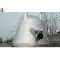 Quality ASTM A27 65-35 Cast Iron Steel Sand Casting Slag Pot For Drilling & Tapping EB4036 for sale
