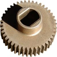China customized powder metallurgy sintered small metal spur gears for compressor parts on sale