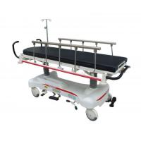 Quality Electric Emergency Stretcher Trolley Full Length 2120mm Easy Operation Adjustable for sale