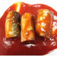 Buy canned mackerel in tomato sauce at wholesale prices