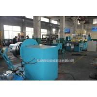 Quality Stable Transformer Automatic Roll Forming Machine Hydraulic Metal Steel Coil Unwinder for sale