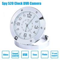 Quality Wholesales New HD Hidden Spy Alarm Clock Video Camera DVR Motion Detector Camcorder Recorde Made In China Factory for sale