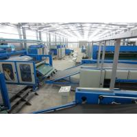 Quality HONGYI-Automatic Nonwoven Spray glue soft and hard wadding/Oven production line for sale