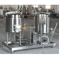 Quality home used 50l 100l 200l micro beer brewing equipment from China for sale