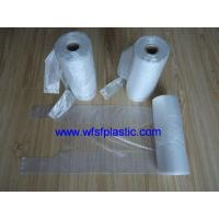 China HDPE/LDPE T-shirt Bags on sale