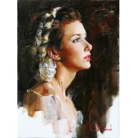 famous portrait paintings on canvas for decoration From BBHYGALLERY: www.tjskl.org.cn/famous-print-artists-images