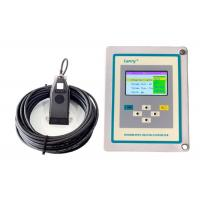 China 4 - 20mA RS485 Open Channel Water Flow Meter High Accuracy With Conductivity on sale