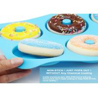 Quality Silicone Donut Baking Pan of 100% Nonstick Silicone. BPA Free Mold Sheet Tray. for sale