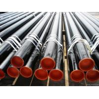 Quality ASTM/API 5L gas and oil carbon seamless lined steel pipe for sale