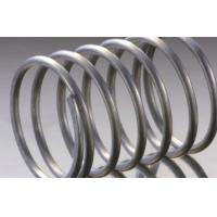 Quality Chrome plated High Load Compression Springs With 20mm Inside Diameter for sale