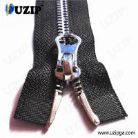 China coil separating zipper on sale