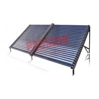China Heat Pipe Evacuated Tube Solar Collectors on sale