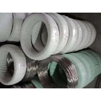 Quality Grade 304H / 1.4948 Stainless Steel Wire ,  0.6 - 2.5mm SS Wire  Rolls for sale