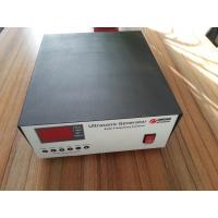 Ultrasonic Cleaning Vibrating Transducer Sensor And Ultrasound Power Supply for sale