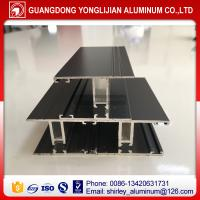 Buy cheap China manufacturer  powder coated heat insulated/ thermal break aluminum extrusion profile factory price product