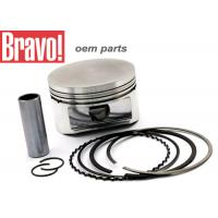 Quality Standard Motorcycle Piston Kits For CG 125 TODAY / TITAN 92/99 00/01 / KS/ES XLR 125 97/01 for sale