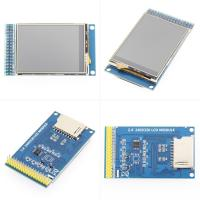 Quality Low Power Lcd Display Module 2.4 8 16 Bit Parallel Interface For Arduino UNO 5V/3.3V Driver for sale