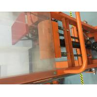 Quality Hand Hydraulic Manual Forklift Stacker 400Kg 880 Lb Load Capacity , Flexible Operation for sale
