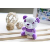 China Stuffed Animals Toys For Dogs With Squeaker Baby Panda Series Washable on sale