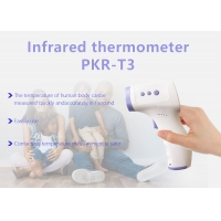 Quality LCD Digital Non Contact Fever Body Forehead Thermometer for sale