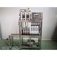 Buy cheap small beer bottling machine from wholesalers