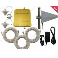 Quality Dual band 900mhz/1800mhz GSM/DCS mobile phones signal repeaters cellular phone boosters for sale