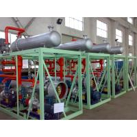 Duct Type Gas Fired Thermic Fluid Heater , Energy Saving Electric Heaters