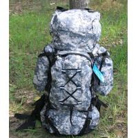 Quality Ocean Camouflage Military Tactical Bags / Backpacks Climb Ruck Sacks for sale