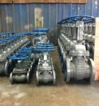 Quality Medium Pressure Water API600 Cast Steel Gate Valve Z40H-300LB for sale