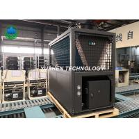 Quality No Pollution Commercial Air Source Heat Pump For Domestic Hot Water Heating for sale