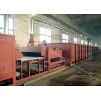 Quality Electric Heating Aluminum Brazing Furnace , Fireproof Furnace Brazing Equipment for sale