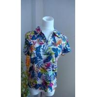 Quality Short Sleeve Silk Shirt for sale