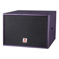 China K-18S club subwoofer single 18'' 800W RMS purple color bass speaker on sale