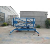 Articulated 100-400kg Capacity Hydraulic Lifting Table 12 Months Warranty