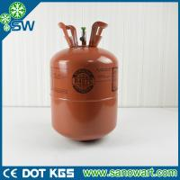 Quality R407c gas price ac cooling gas Low Price for sale