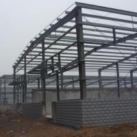 China light steel structure building steel frame house steel structure house on sale