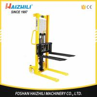 Buy cheap 2000kg Manual Forklift/Trolley, Manual Hand Pallet Stacker made in china from wholesalers