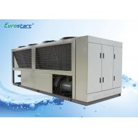 China Low Noise Food Grade Cooling Milk Air Cooled Water Chiller 16 KW R407C Gas on sale