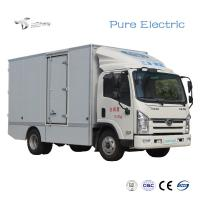 Quality T3 Sitom 7T Electric Van Truck for sale