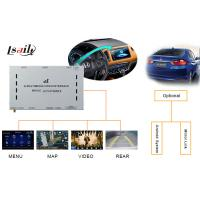 Quality Auto Parts Multimedia Honda Video Interface GPS Navi for Right / Left Hand Drive HR-V , Rear Camera for sale