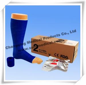100 % Fiberglass Synthetic Casting Tape Light Weight Gauze Bandage Roll