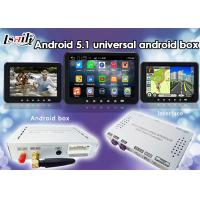 Quality Android 5.1 Support TMC Universal Android Navigation Device for  DVD Player for sale