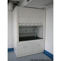 Quality Full Steel Chemical Exhaust Hood 6mm Tempered Glass Lift Freely Window for sale