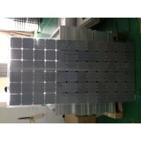 Quality Latest design Transparent solar panel 230W 240W 250W crystalline silicon solar for sale